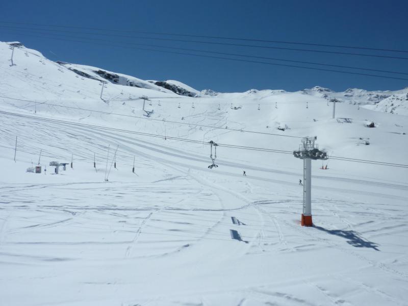 Vacances en montagne Appartement 2 pièces 4 personnes (504) - Résidence de l'Olympic - Val Thorens