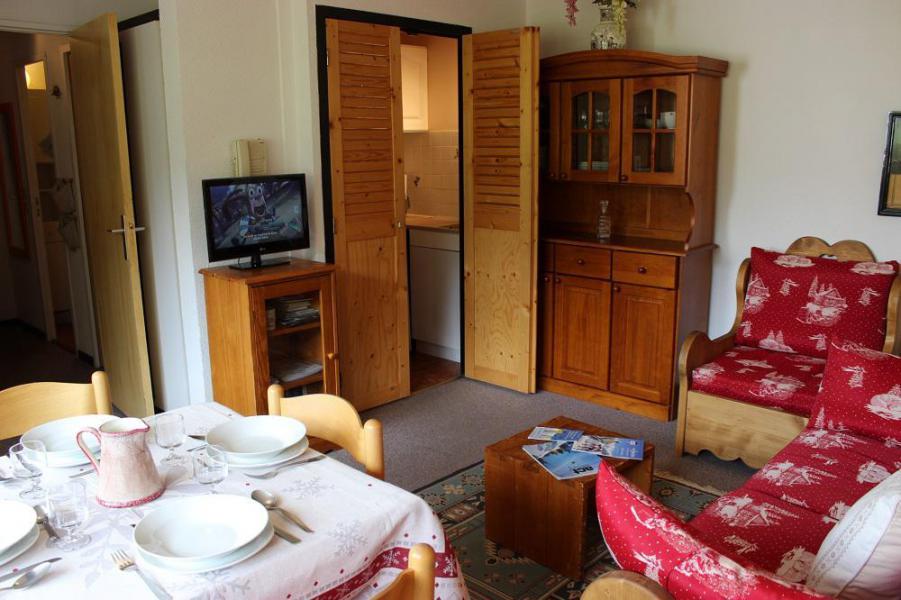 Vakantie in de bergen Appartement 2 kamers 4 personen (611) - Résidence de l'Olympic - Val Thorens