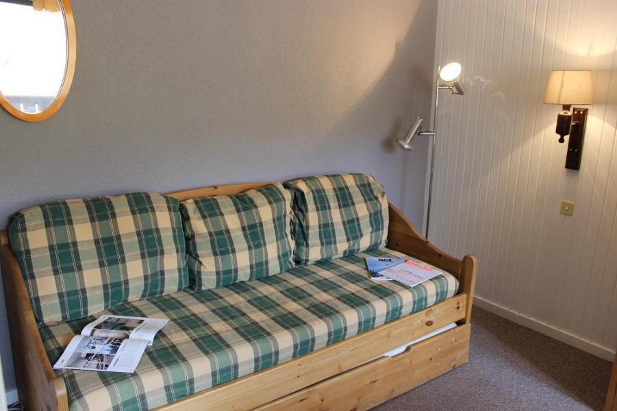 Vacances en montagne Appartement 2 pièces 4 personnes (518) - Résidence de l'Olympic - Val Thorens - Canapé