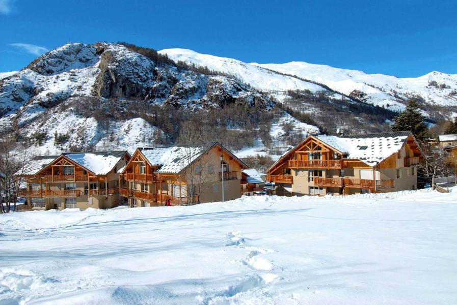 Holiday in mountain resort Résidence de la Clarée - Valloire