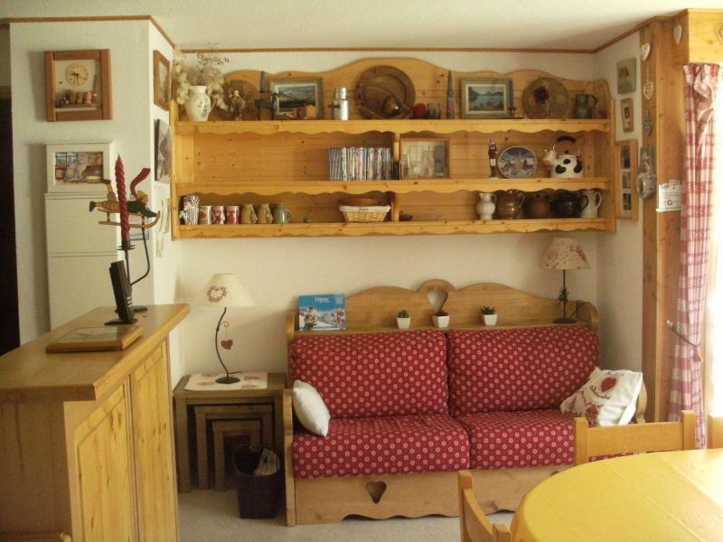 Holiday in mountain resort 2 room apartment 6 people (6) - Résidence de la Clarée - Valloire