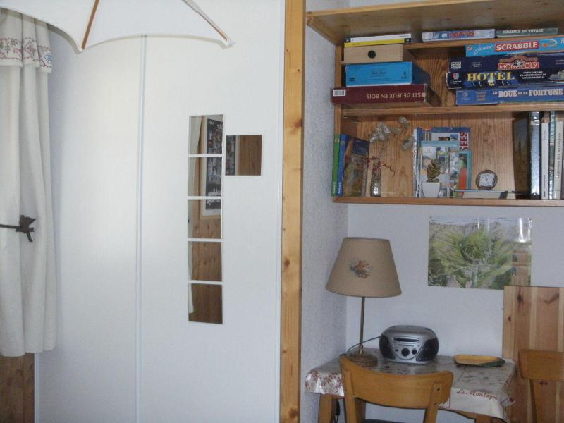 Wakacje w górach Apartament 2 pokojowy 6 osób (6) - Résidence de la Clarée - Valloire