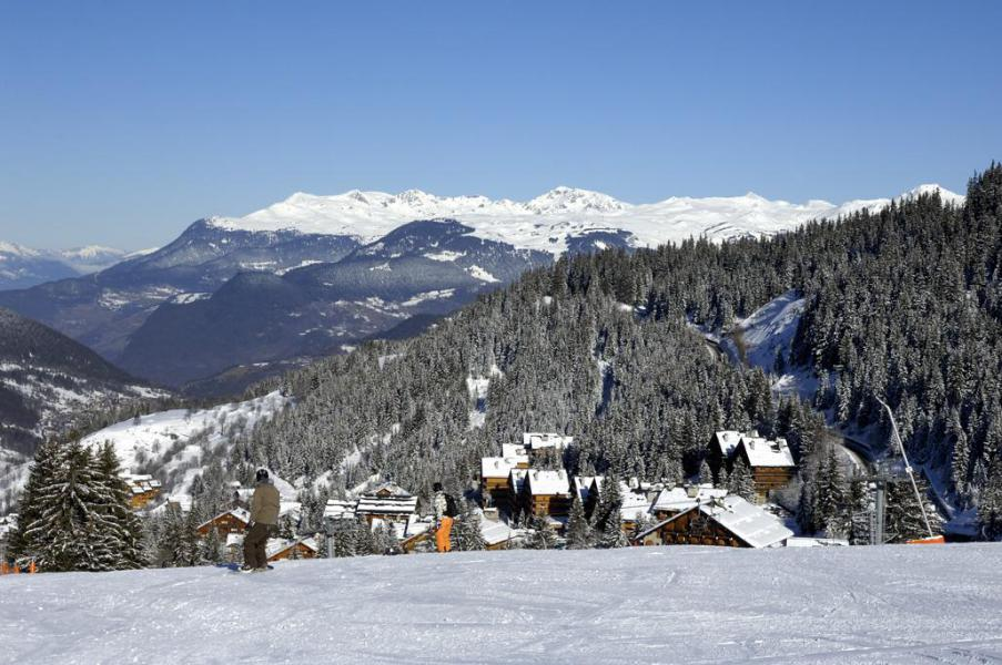 Holiday in mountain resort 2 room apartment 4 people (031) - Résidence de la Forêt - Méribel