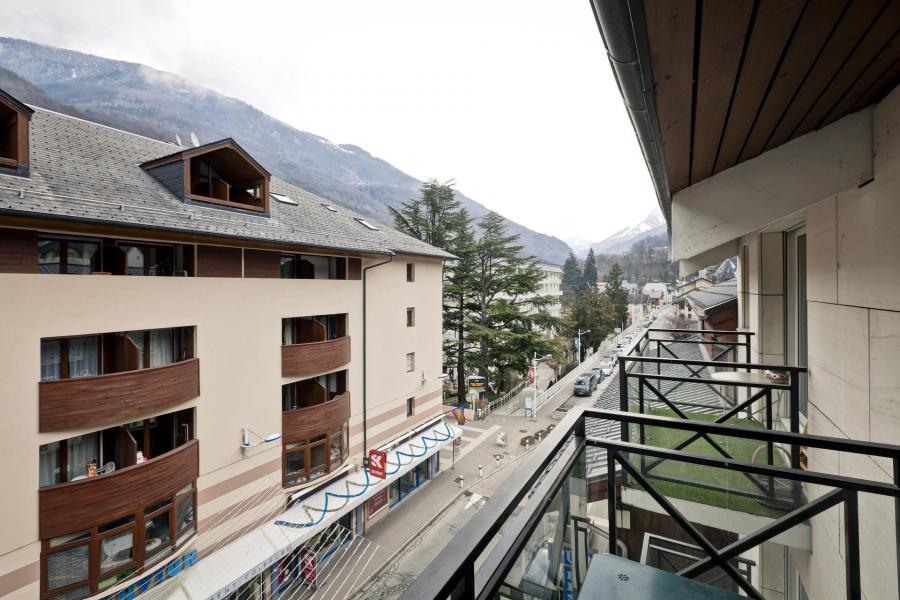 Location au ski Residence De La Poste - Brides Les Bains - Extérieur été