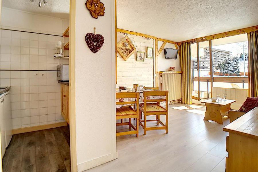 Wakacje w górach Apartament 2 pokojowy 5 osób (004) - Résidence de Peclet - Les Menuires