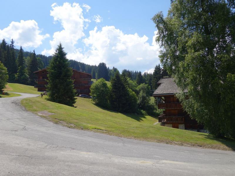 Vacaciones en montaña Résidence de Pierre Plate - Saint Gervais