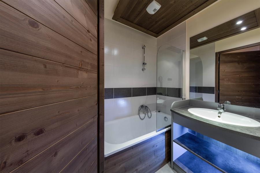 Urlaub in den Bergen Résidence Deneb - Risoul - Badezimmer