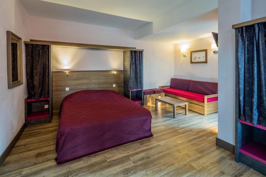 Urlaub in den Bergen Résidence Deneb - Risoul - Schlafzimmer