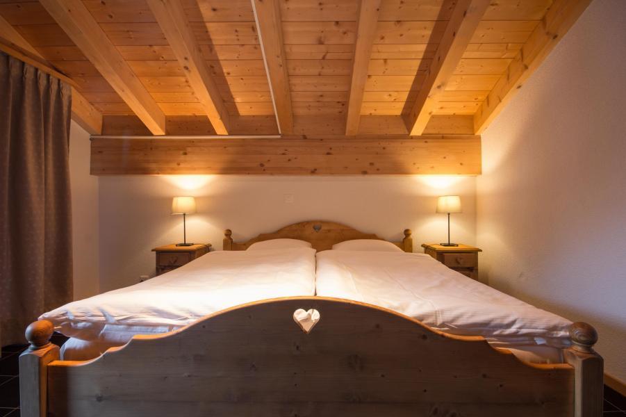 Vacances en montagne Résidence Dents Blanches - Dents du Midi - Champéry - Chambre