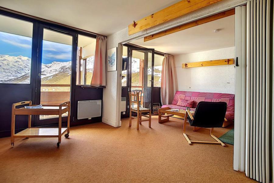 Vacaciones en montaña Résidence des Alpages - Les Menuires - Plano
