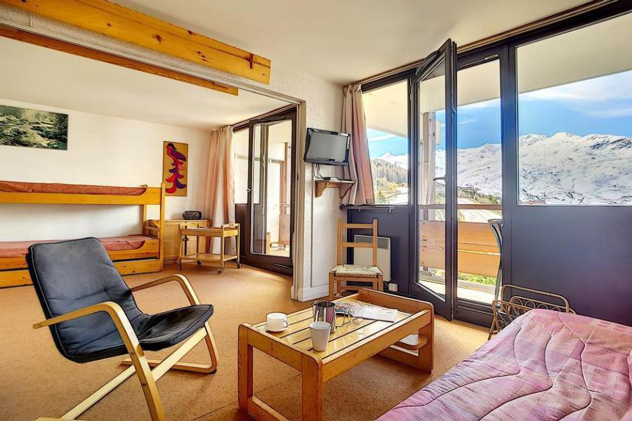 Vacaciones en montaña Apartamento 2 piezas para 5 personas (AL0703) - Résidence des Alpages - Les Menuires