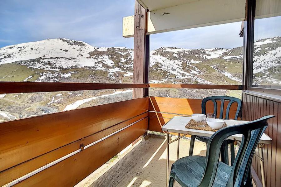 Wakacje w górach Apartament 2 pokojowy 5 osób (AL0703) - Résidence des Alpages - Les Menuires