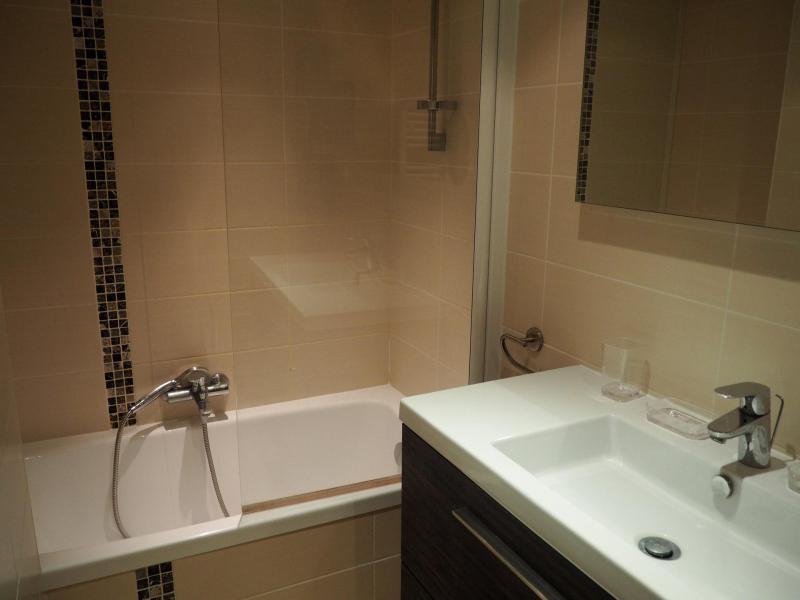 Vacaciones en montaña Apartamento 2 piezas cabina para 6 personas (AL0R04) - Résidence des Alpages - Les Menuires - Cuarto de baño