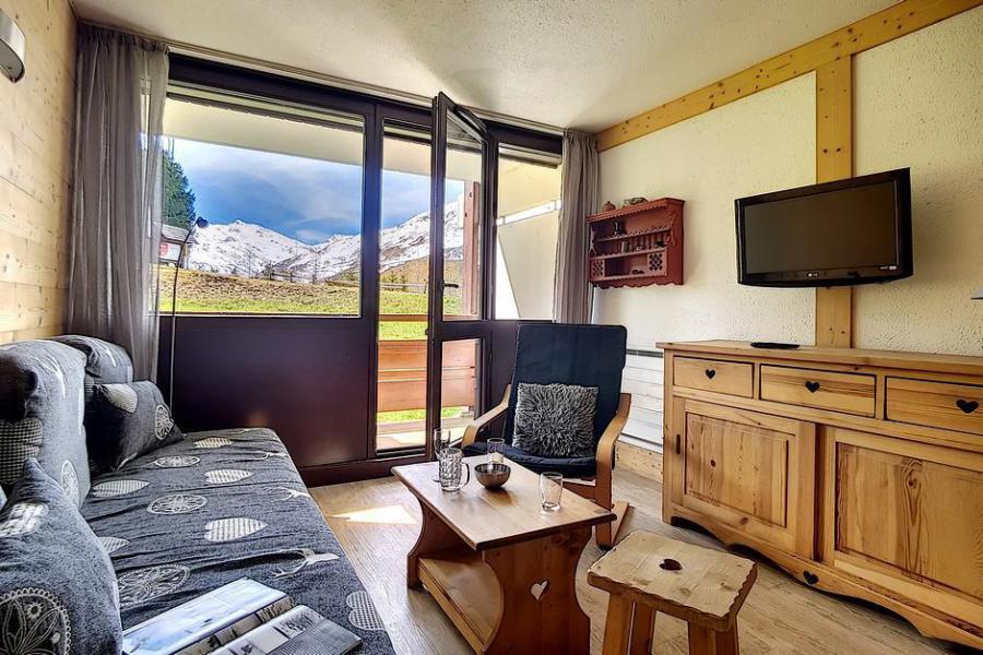 Vacaciones en montaña Apartamento 2 piezas cabina para 6 personas (AL0R04) - Résidence des Alpages - Les Menuires - Estancia