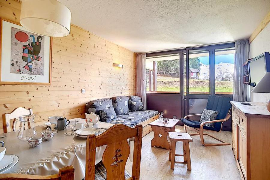 Vacaciones en montaña Apartamento 2 piezas cabina para 6 personas (AL0R04) - Résidence des Alpages - Les Menuires - Habitación