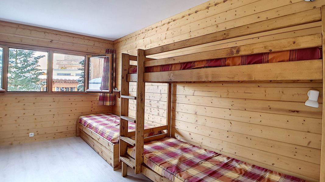 Vacaciones en montaña Apartamento 2 piezas para 5 personas (AL0104) - Résidence des Alpages - Les Menuires - Camas superpuestas