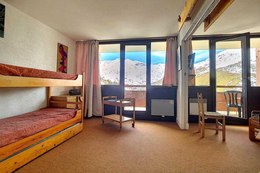 Vacaciones en montaña Apartamento 2 piezas para 5 personas (AL0703) - Résidence des Alpages - Les Menuires - Comedor