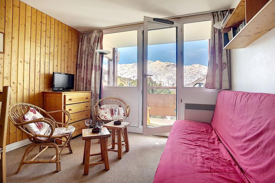Vacaciones en montaña Apartamento 2 piezas para 6 personas (AL0404) - Résidence des Alpages - Les Menuires - Cuarto de baño