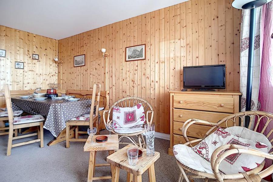 Vacaciones en montaña Apartamento 2 piezas para 6 personas (AL0404) - Résidence des Alpages - Les Menuires - Estancia