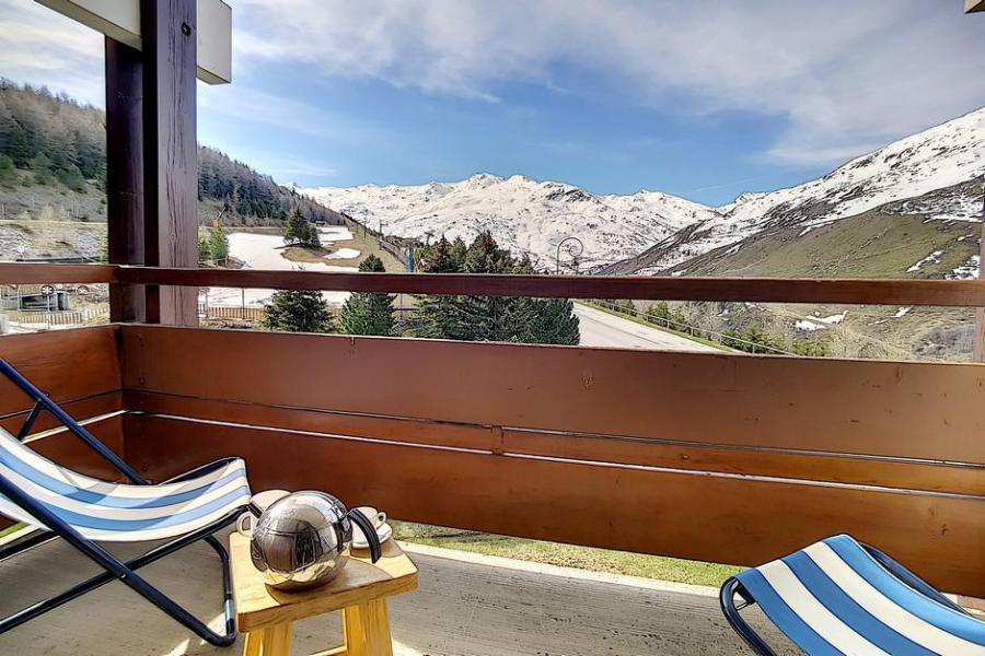 Vacaciones en montaña Apartamento 2 piezas para 6 personas (AL0404) - Résidence des Alpages - Les Menuires - Habitación