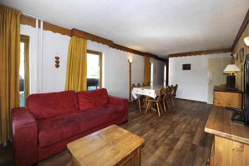 Vacances en montagne Appartement 3 pièces 8 personnes - Résidence des Dorons - Les Menuires - Logement