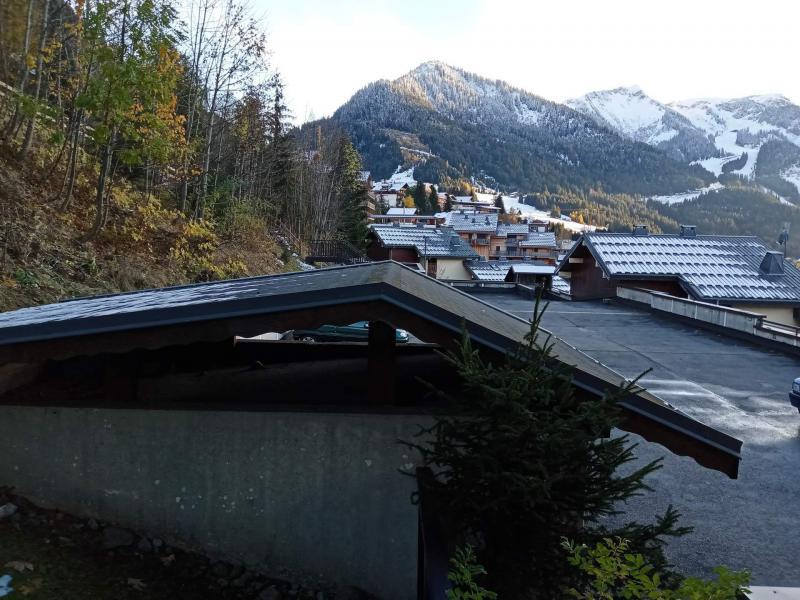 Vacances en montagne Studio coin montagne 4 personnes (C93) - Résidence des Gentianes - Châtel