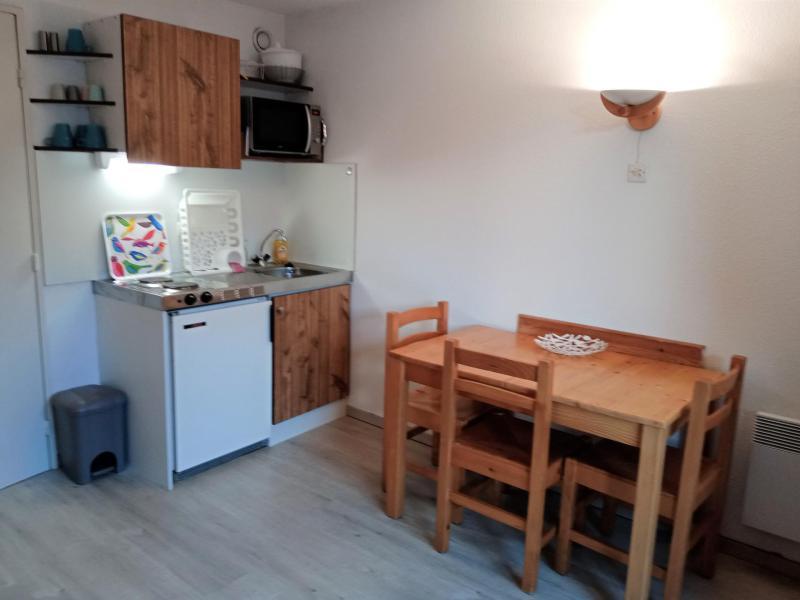 Vacances en montagne Studio coin montagne 4 personnes (C93) - Résidence des Gentianes - Châtel - Banquette-lit tiroir