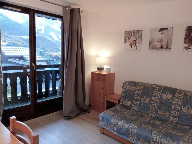 Vacances en montagne Studio coin montagne 4 personnes (C93) - Résidence des Gentianes - Châtel - Séjour