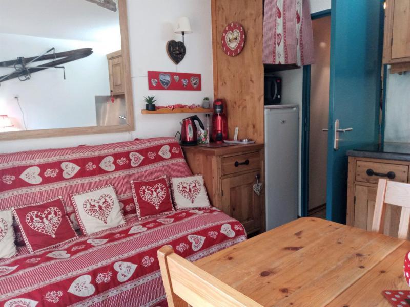 Vacances en montagne Studio coin montagne 5 personnes (A25) - Résidence des Gentianes - Châtel - Clic-clac