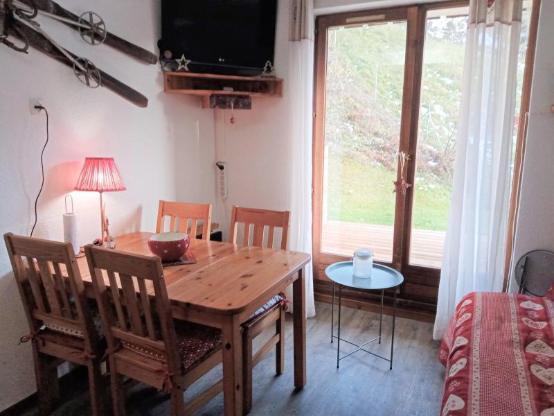 Vacances en montagne Studio coin montagne 5 personnes (A25) - Résidence des Gentianes - Châtel - Séjour