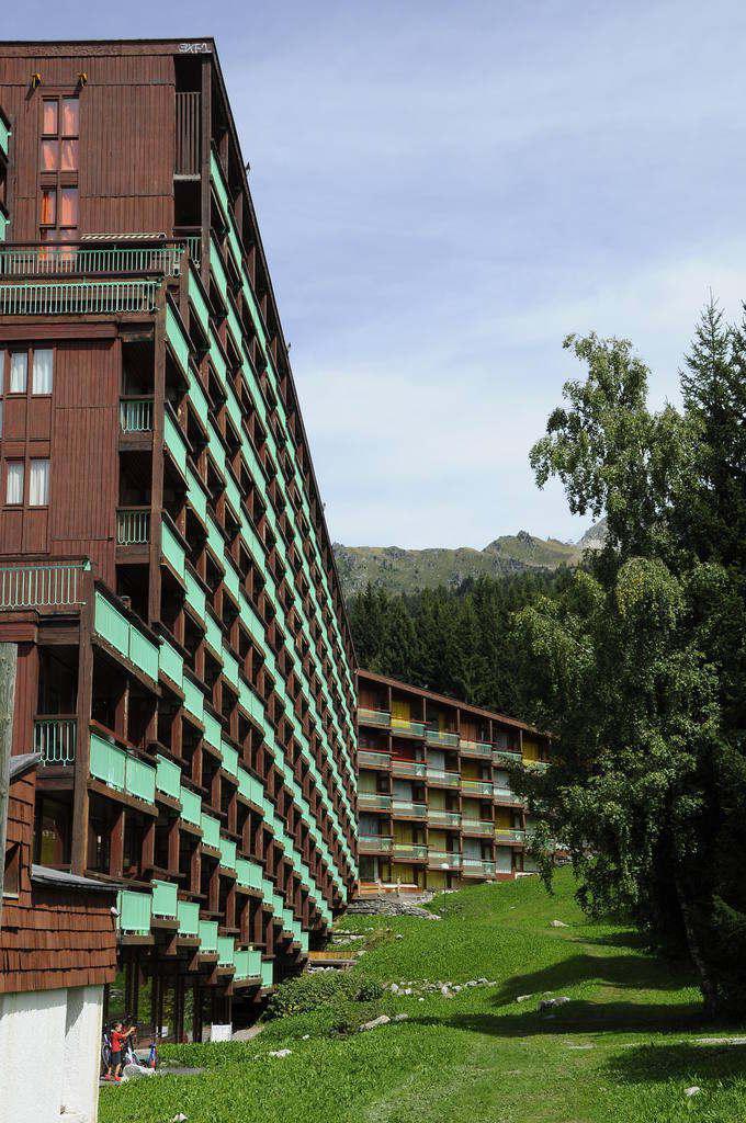 Holiday in mountain resort Résidence des Lauzières - Les Arcs