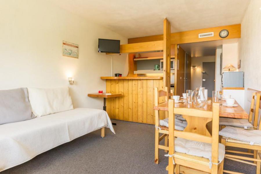 Holiday in mountain resort Studio 5 people (LAU1495) - Résidence des Lauzières - Les Arcs