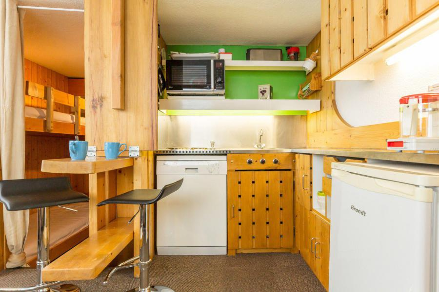 Vakantie in de bergen Appartement 2 kamers bergnis 4 personen (1359) - Résidence des Lauzières - Les Arcs