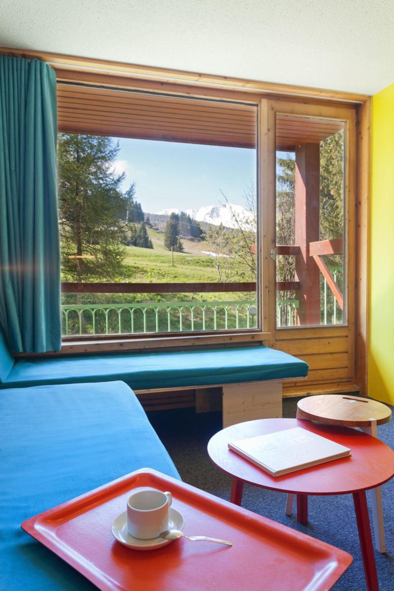 Vakantie in de bergen Studio bergnis 5 personen (0854) - Résidence des Lauzières - Les Arcs