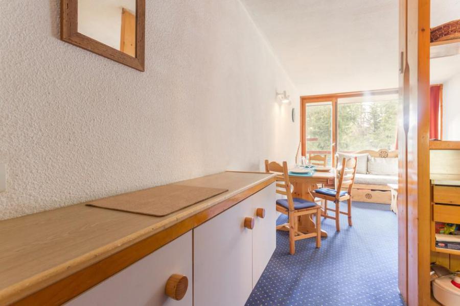 Vakantie in de bergen Studio bergnis 5 personen (1185) - Résidence des Lauzières - Les Arcs