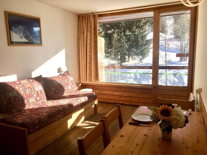 Vakantie in de bergen Studio bergnis 5 personen (1164) - Résidence des Lauzières - Les Arcs