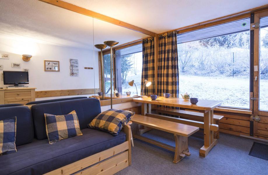 Vakantie in de bergen Studio bergnis 5 personen (0864) - Résidence des Lauzières - Les Arcs