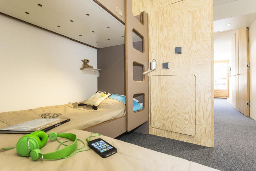 Vakantie in de bergen Appartement 3 kamers 7 personen (1578) - Résidence des Lauzières - Les Arcs - Stapelbedden