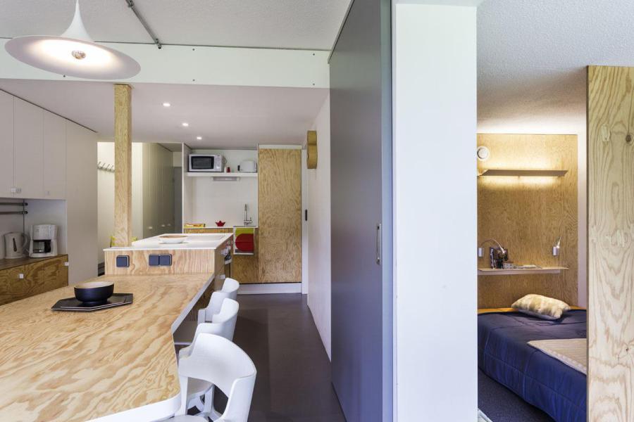 Vakantie in de bergen Appartement 3 kamers 7 personen (1578) - Résidence des Lauzières - Les Arcs - Tafel
