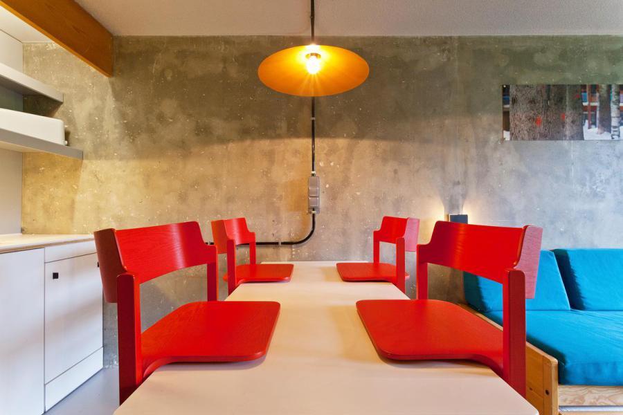 Vakantie in de bergen Studio bergnis 5 personen (0862) - Résidence des Lauzières - Les Arcs - Keukenblok