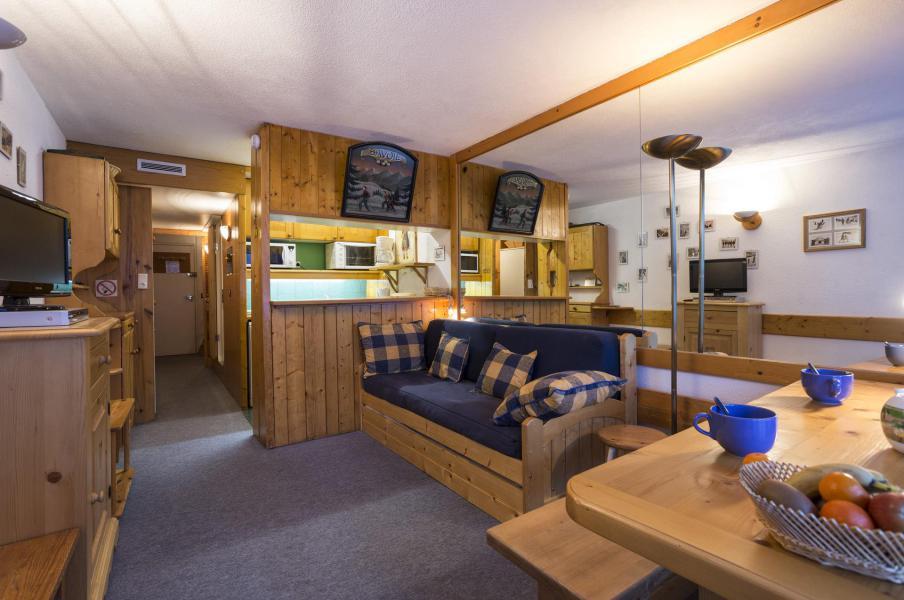 Vakantie in de bergen Studio bergnis 5 personen (0864) - Résidence des Lauzières - Les Arcs - Keukenblok