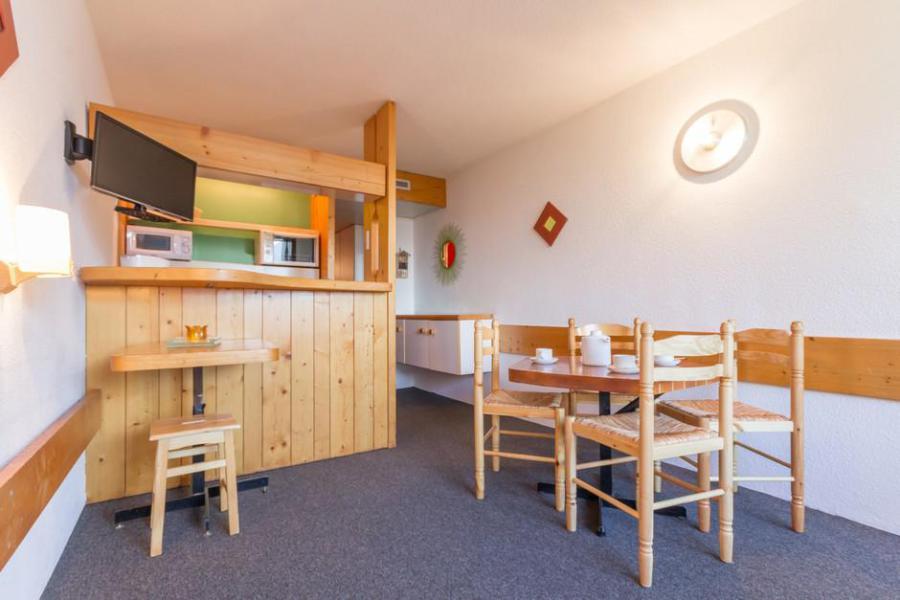 Vakantie in de bergen Studio bergnis 5 personen (1169) - Résidence des Lauzières - Les Arcs - Keukenblok