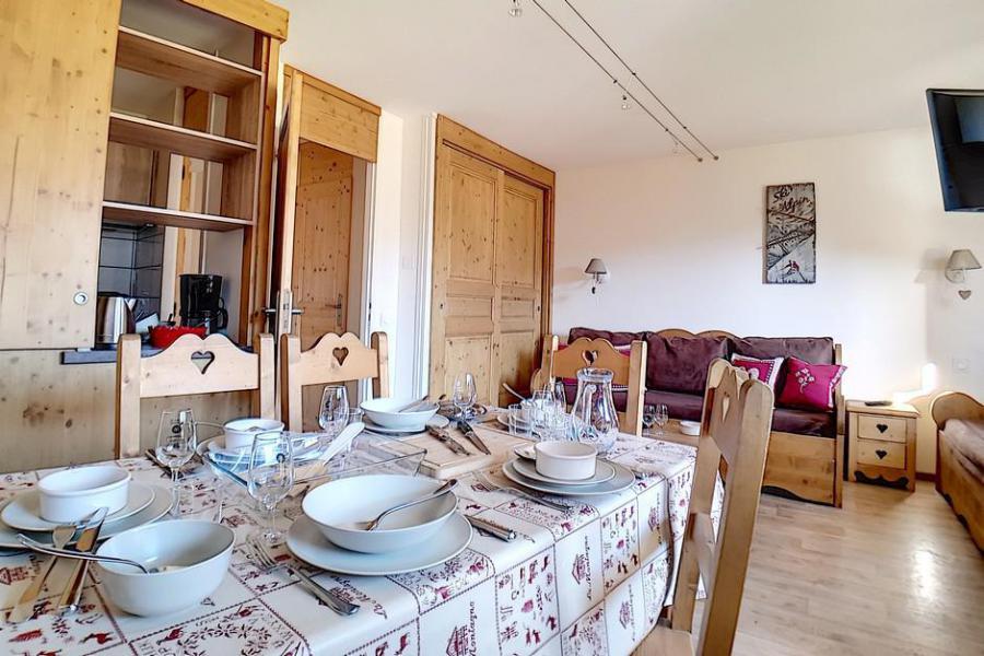 Wakacje w górach Apartament 2 pokojowy 5 osób (330) - Résidence des Origanes - Les Menuires