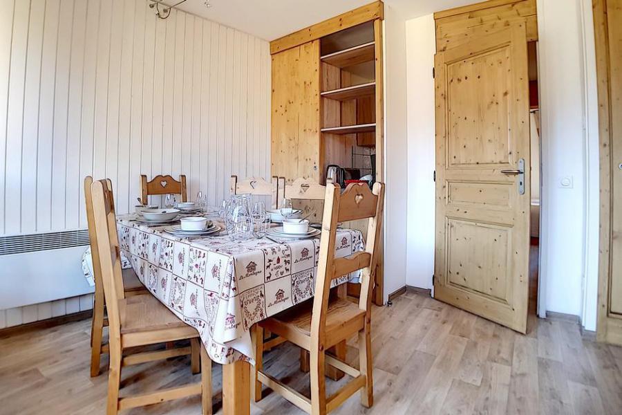 Vacaciones en montaña Apartamento 2 piezas para 5 personas (330) - Résidence des Origanes - Les Menuires - Bañera