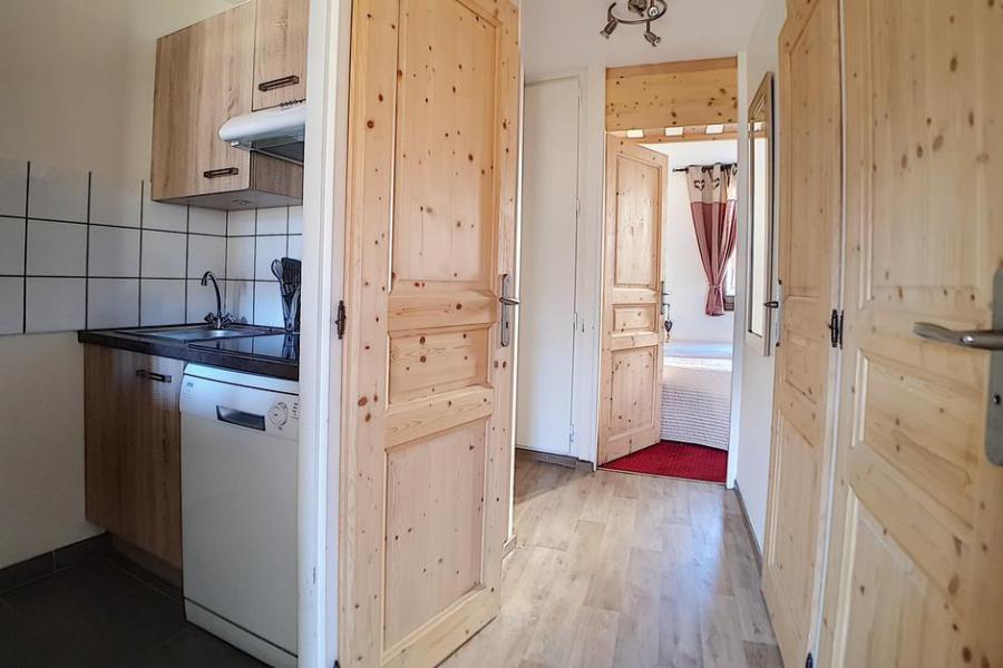 Vacaciones en montaña Apartamento 2 piezas para 5 personas (330) - Résidence des Origanes - Les Menuires - Kitchenette