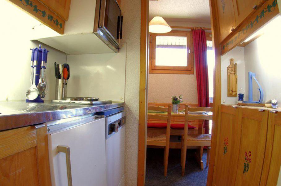 Wakacje w górach Apartament 2 pokojowy 6 osób (G300) - Résidence des Roches Blanches - Valmorel