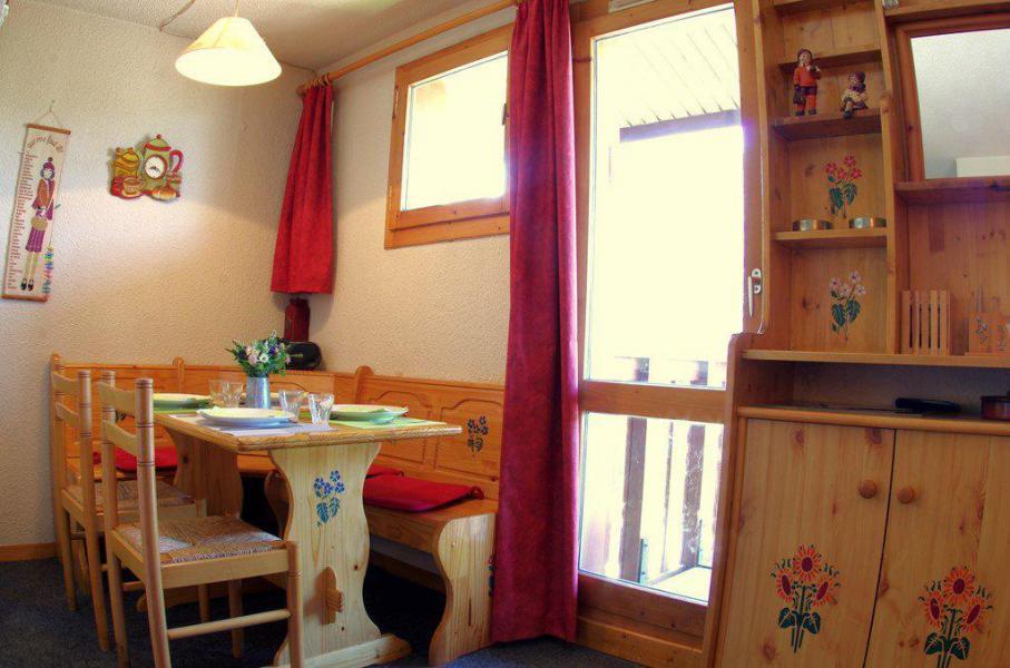 Wakacje w górach Apartament 2 pokojowy 6 osób (G300) - Résidence des Roches Blanches - Valmorel - Zakwaterowanie
