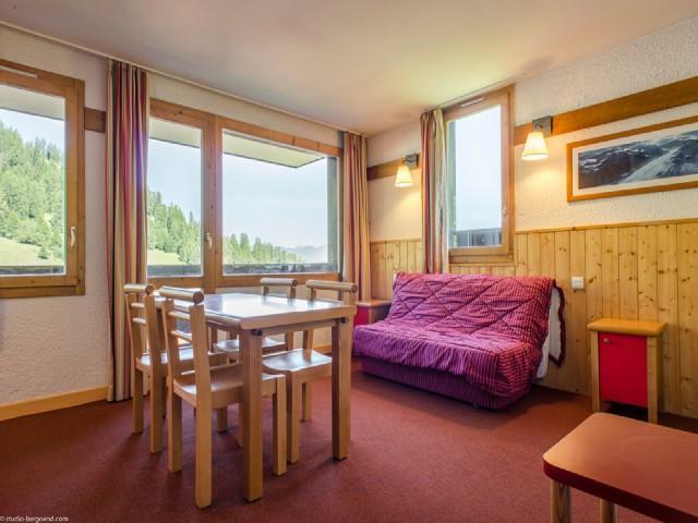 Urlaub in den Bergen 2-Zimmer-Appartment für 4 Personen (710) - Résidence Digitale - La Plagne - Unterkunft