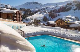 Urlaub in den Bergen Résidence Digitale - La Plagne