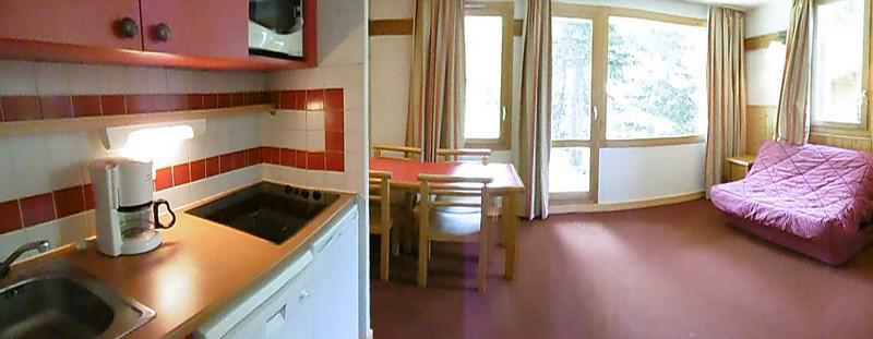 Urlaub in den Bergen 2-Zimmer-Appartment für 4 Personen (701) - Résidence Digitale - La Plagne